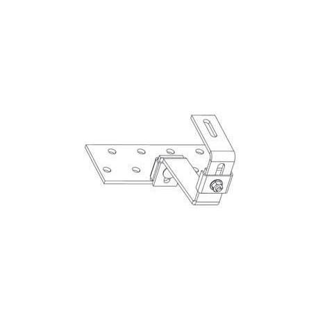 Szyna montazowa do paneli pionowych DAIKIN 162068