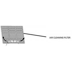 Filtr enzymatyczny neutralizujący alergeny MITSUBISHI MAC-2330FT-E