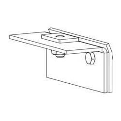 4 x haki wsporcze dla dachów krytych blachą DAIKIN 164704-RTX