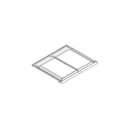 Zestaw instalacyjny do wbudowania w dach dla 2 x paneli pionowych DAIKIN 162019 dla EKSV21P