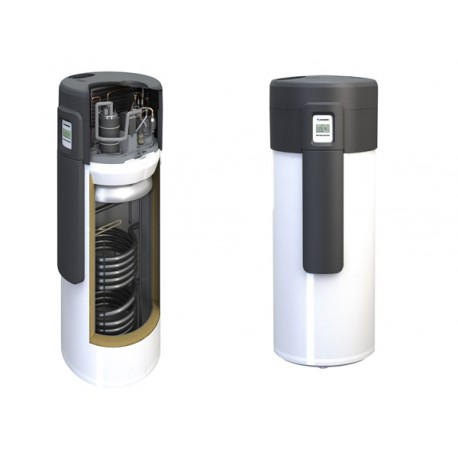 Pompa ciepła BOSCH Copmpress DW CS4000DW 250-1 FI