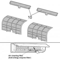 Filtr enzymatyczny neutralizujący alergeny MITSUBISHI MAC-2310FT